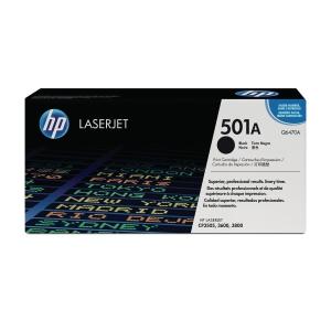 HP Q6470A ORIGINAL LASER TONER CARTRIDGE - BLACK