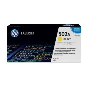 HP Q6472A ORIGINAL LASER TONER CARTRIDGE - YELLOW