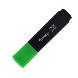 Lyreco Highlighter Green