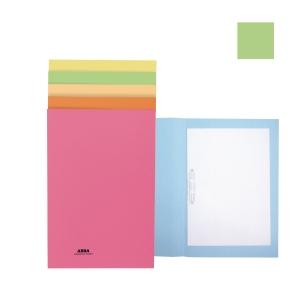 ABBA Paper Inner File Green