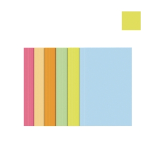 ABBA YELLOW PAPER F4 INNER FILE