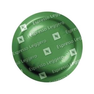 NESPRESSO ESPRESSO LEGGERO, BOX OF 50 CAPSULES