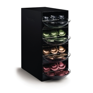 NESPRESSO CAPSULE 4-DRAWER DISPENSER