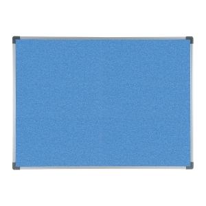 Writebest Foam Noticeboard Blue 45 X 60cm