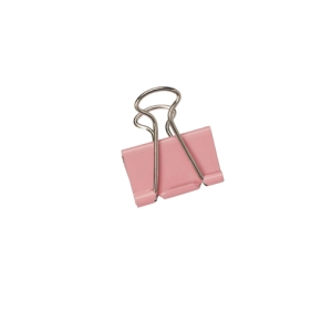Binder Clips 19mm Assorted Colour - Pack of 40