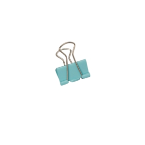 Binder Clips 15mm Assorted Colour - Pack of 60