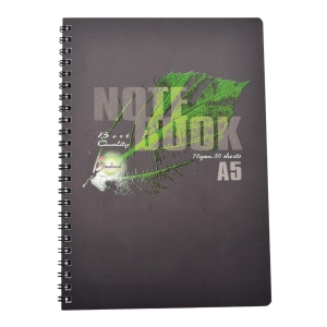 Benchmark Best Quality A5 Wire Note Book 70gsm - 50 Sheets
