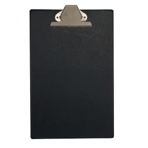 BANTEX HEAVY DUTY PVC BLACK FC CLIPBOARD