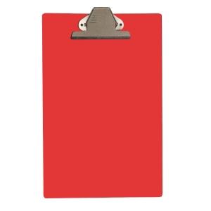 BANTEX PVC HEAVY DUTY RED FC CLIPBOARD