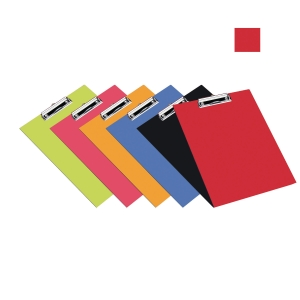 BANTEX STANDARD RED CLIPBOARD