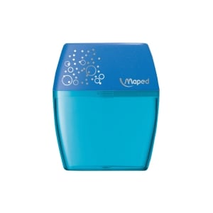 Maped Shaker Assorted Colour 2 Holes Sharpener