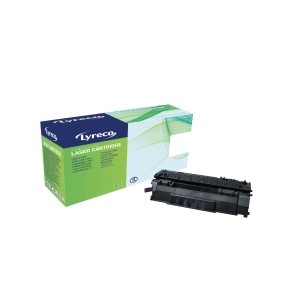 Lyreco HP Q7553A Compatible Laser Cartridge - Black