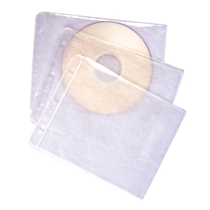 CD Sleeve For 2 CD -Pack of 100