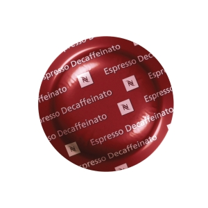 NESPRESSO ESPRESSO DECAFFEINATO, BOX OF 50 CAPSULES