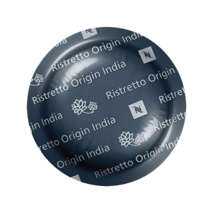 NESPRESSO RISTRETTO ORIGIN INDIA, BOX OF 50 CAPSULES