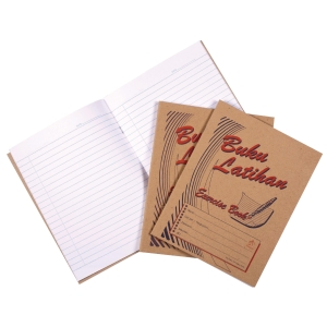 Famosa Exercise Book 160 X 210mm 60 Pages - Pack of 10