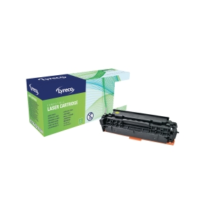 Lyreco HP CC532A Compatible Laser Cartridge - Yellow