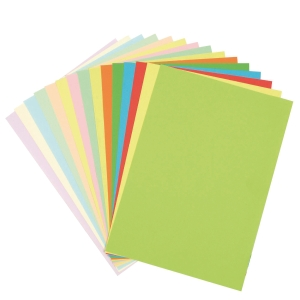 PEACH COLOUR A4 PAPER 80GSM - REAM OF 450 SHEETS