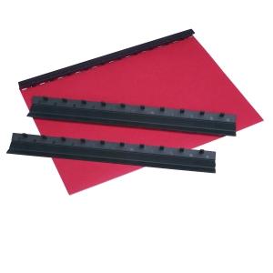 BLACK A4 PRESS BINDER 7.5MM - PACK OF 20