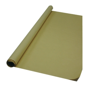 BROWN PACKAGING PAPER 48 X 37CM - PACK OF 10