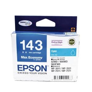 EPSON T143290 ORIGINAL INKJET CARTRIDGE - CYAN