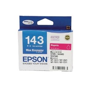 EPSON T143390 ORIGINAL INKJET CARTRIDGE - MAGENTA