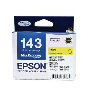 EPSON T143490 ORIGINAL INKJET CARTRIDGE - YELLOW