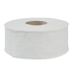 JRT Jumbo Toilet Roll Refill 600gsm 2 Ply - Pack of 1