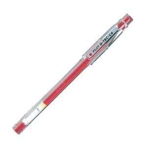 PILOT BIO-POLYMER INK POINT ROLLER BALL RED PEN 0.4MM LINE WIDTH