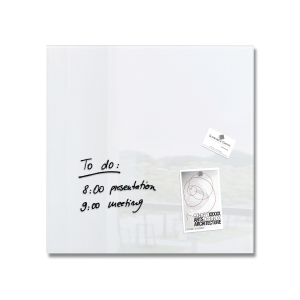 Sigel Artverum Super Glassboard 48 X 48am - White