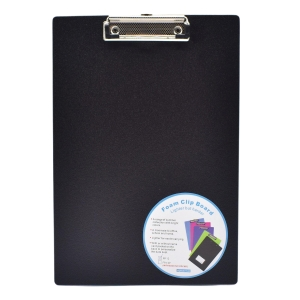 Bindermax A4 Clipboard Black