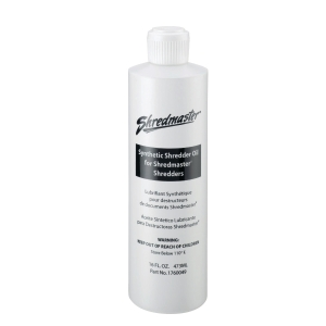 SHREDERMASTER SYNTHETIC SHREDDER OIL BOOTLE 473ML