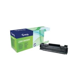 Lyreco HP CE285A Compatible Laser Cartridge - Black