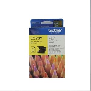 Brother LC-73Y Inkjet Cartridge - Yellow