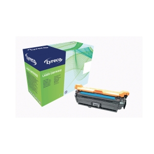 Lyreco HP CE401A Compatible Laser Cartridge - Cyan