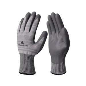 Deltaplus Venicut42  Cut Resistance Gloves Grey - Size 9