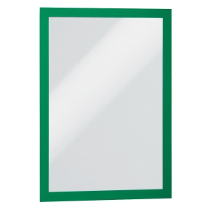 DURABLE GREEN A4 DURAFRAME - PACK OF 2