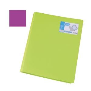 Bantex PP A4 Display Book Grape - 40 Pockets