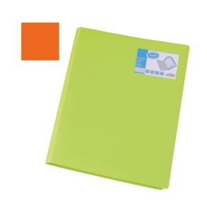 BANTEX PP MANGO A4 DISPLAY BOOK - 40 POCKETS