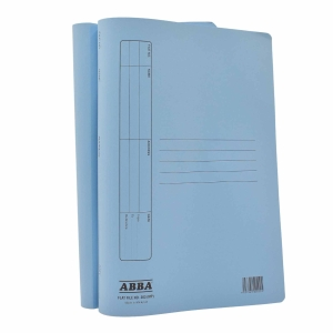 ABBA STANDARD MANILA BLUE CARD FOLDER