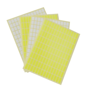 ABBA White  Label 13 X 38mm - Pack of 450 Labels