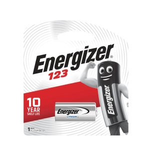 ENERGIZER 123BP-1 LITHIUM BATTERIES