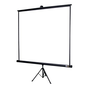 TRIPOD PROJECTION SCREEN 1.50 X 1.50M