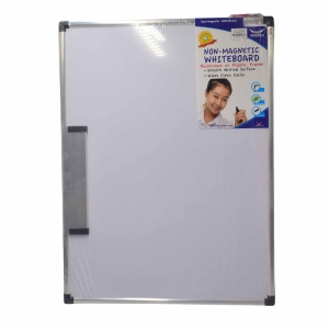 WRITEBEST NON-MAGNETIC WHITEBOARD 45CM x 60CM