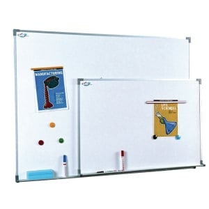 WRITEBEST NON-MAGNETIC WHITEBOARD 120X180CM