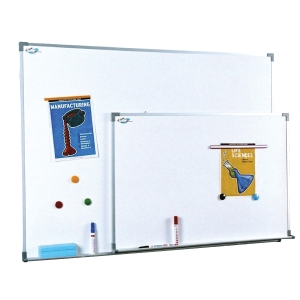 WRITEBEST MAGNETIC WHITEBOARD 90CM x 120CM