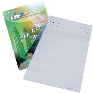 Writebest Flipchart Paper Pad 58.5 X 87.5CM