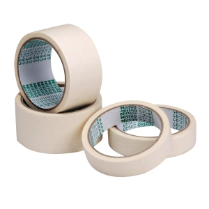 NISSHO MASKING TAPE 24MM X 14M - PACK OF 12