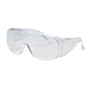 KIMBERLY-CLARK V10 UNISPEC CLEAR PROTECTION GLASSES