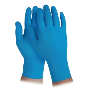KIMBERLY-CLARK G10 ARCTIC BLUE THIN GLOVES SIZE M
